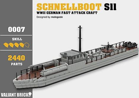 Schnellboot S11 Instructions