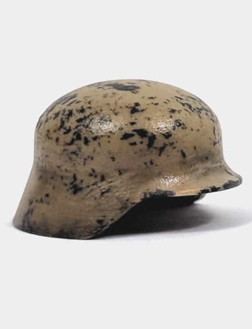 Chipped Stahlhelm Dark Tan