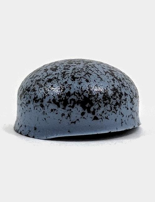 Chipped Fallschirm Helm Sand Blue