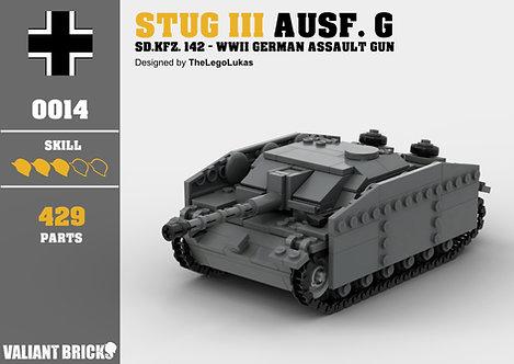 StuG III Ausf. G Instructions