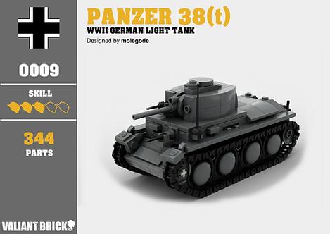 Panzer 38(t) Instructions