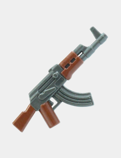 Overmolded AK47