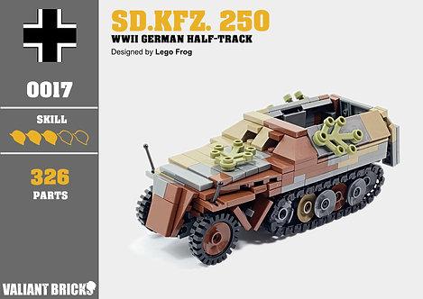 Camo Sd.Kfz. 250