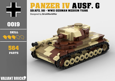 Panzer IV Ausf. G Instructions