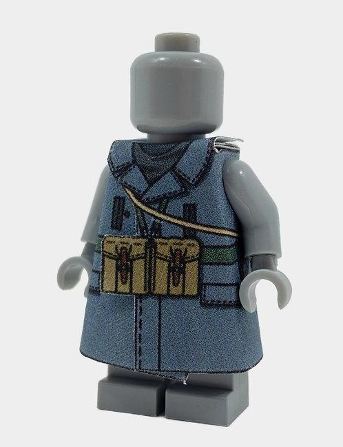 Italian M37/40 SMG Greatcoat