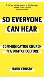 So Everyone Can Hear