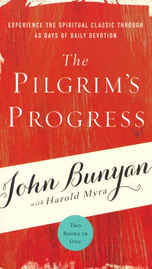 £13 - This special edition of The Pilgrim's Progress, the classic allegory by John Bunyan, offers time-tested perspectives on the Christian life. Inside, you'll find both an updated-language edition of The Pilgrim's Progress and a 40-day devotional to guide you through it. From the journeys of Christian and the contemporary insights of Harold Myra, you'll find encouragement for your own walk of faith. Discover how you can successfully navigate the hills and valleys of life, find courage for difficult times, and keep your focus on the ultimate goal--eternity on God's joyful presence.
