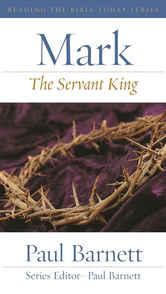 Mark- The Servant King