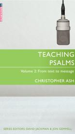 Teaching Psalms, Volume 2