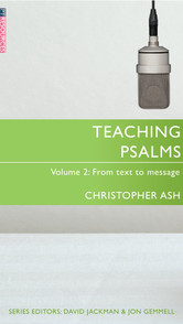 Teaching Psalms, Volume 2