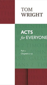 Acts for Everyone- Part 1