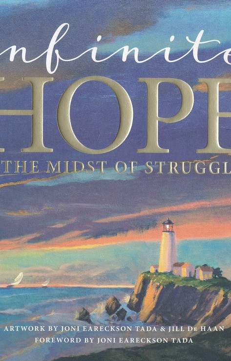 Infinite Hope in the Midst of Struggles
