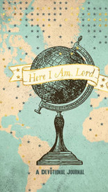 Here I am Lord (A Devotional Journal)