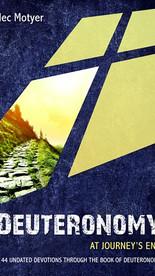 Deuteronomy- At Journey's End
