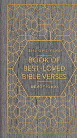 The One Year Book of Best-Loved Bible Verses