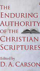 £44.99 - In The Enduring Authority of the Christian Scriptures thirty-seven first-rate evangelical scholars present a thorough study of biblical authority and a full range of issues connected to it. Recognizing that Scripture and its authority are now being both challenged and defended with renewed vigor, editor D. A. Carson assigned the topics that these select scholars address in the book. After an introduction by Carson to the many facets of the current discussion, the contributors present robust essays on relevant historical, biblical, theological, philosophical, epistemological, and comparative-religions topics. To conclude, Carson answers a number of frequently asked questions about the nature of Scripture, providing cross-references to the preceding chapters.This comprehensive volume by a team of recognized experts will be the go-to reference on the nature and authority of the Bible for years to come.