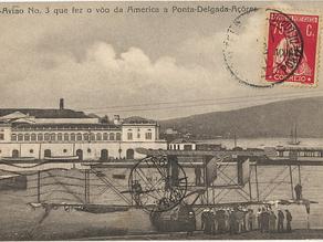 Ponta Delgada port - May 21st 1919