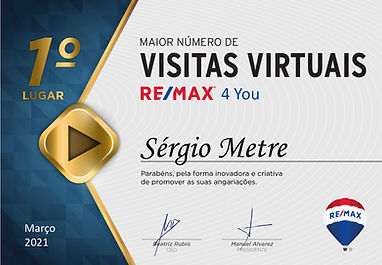 RE/MAX FIRST PLACE AWARD