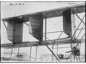 NC3 in Ponta Delgada - 1919