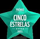 5 stars award
