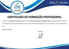Clean & Safe Certification