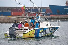 boat trip azores