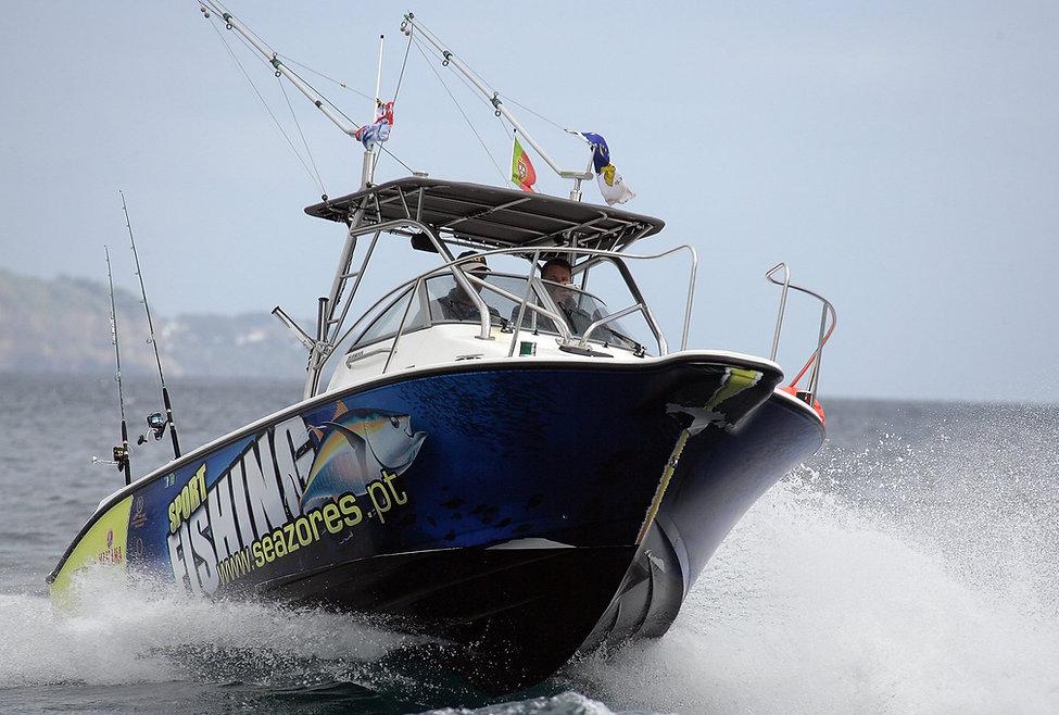 azors fishing boat
