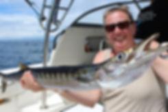 pêche dans les Açores