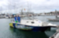 Seazores fishing boat