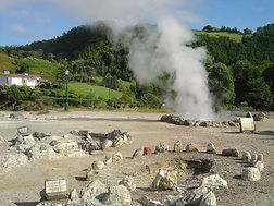 Furnas tour in Azores