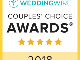 We are a Couples' Choice Award Winner!