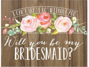 How to be the BEST Maid of Honor EVER!