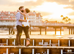 The Best Engagement Photoshoot Locations in San Diego