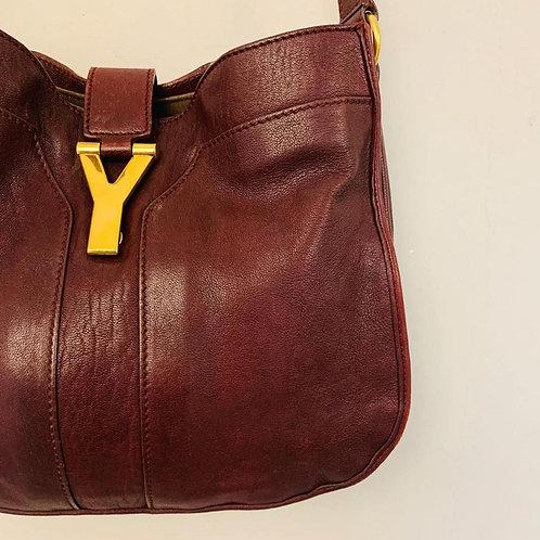 Bolsa Yves Saint Laurent Vinho