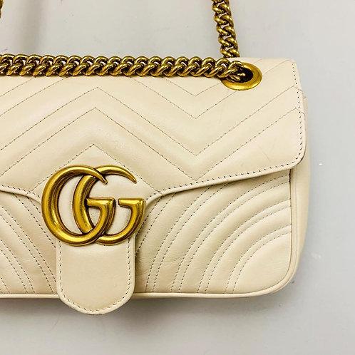 Bolsa Gucci Branca