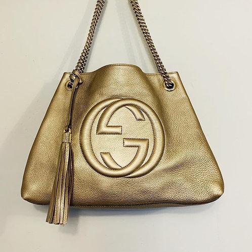 Bolsa Gucci Soho Shoulder