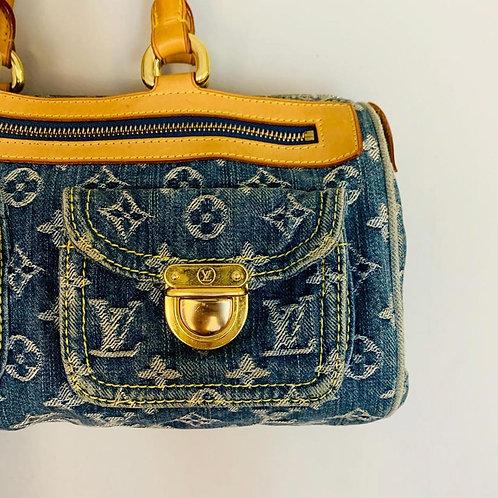 Bolsa Louis Vuitton Neo Speedy Denim