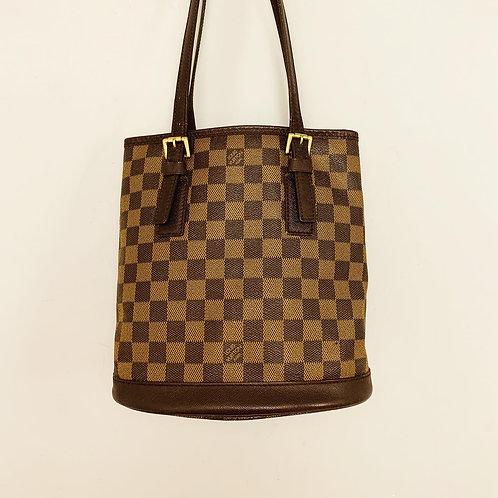 Bolsa Louis Vuitton Bucket Bag Petit Monograma