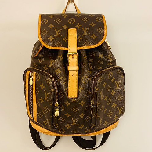 Mochila Louis Vuitton Bosphore Monograma
