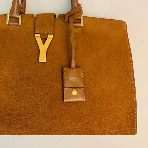 Bolsa Yves Saint Laurent Caramelo