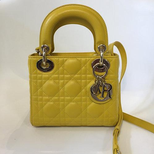 Bolsa Christian Dior Lady Dior Mini