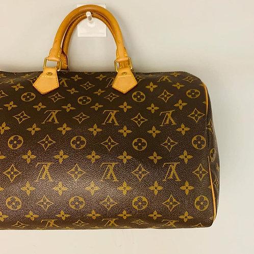 Bolsa Louis Vuitton Speedy Marrom