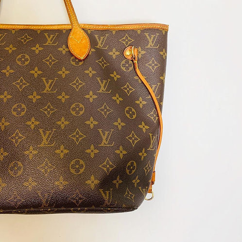 Bolsa Louis Vuitton Neverfull Marrom