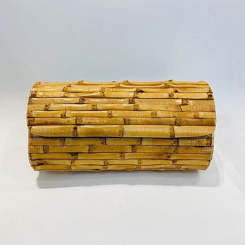 Clutch Glorinha Paranaguá de Bambu