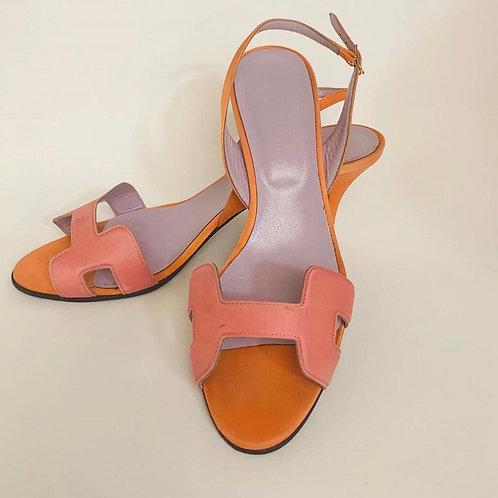 Sandália Hermès tam. 38