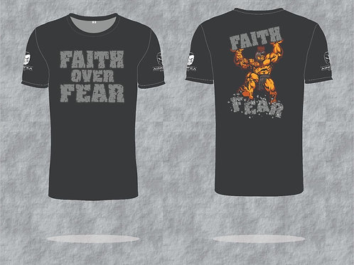 Faith over Fear Dri Fit
