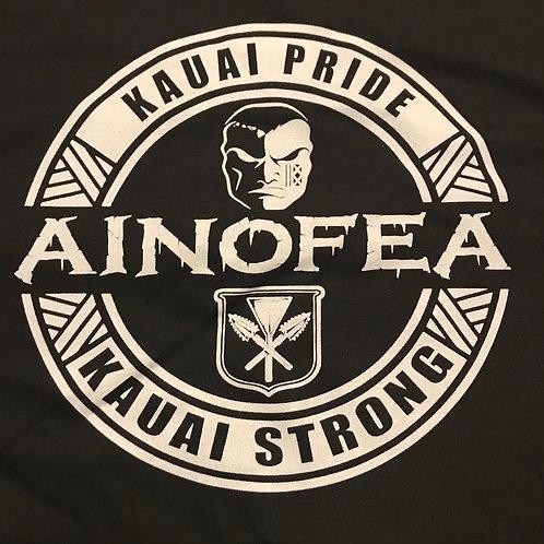 Ainofea Logo T shirt- Kauai Pride