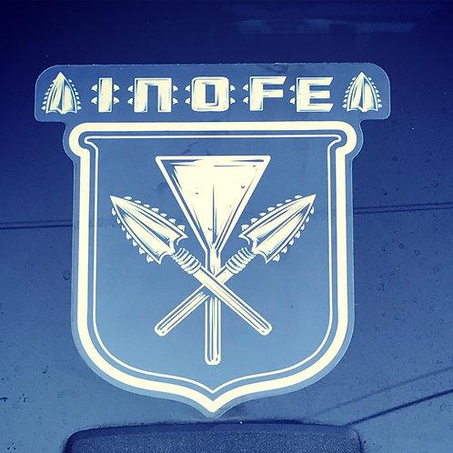 Ainofea Coat of arms sticker