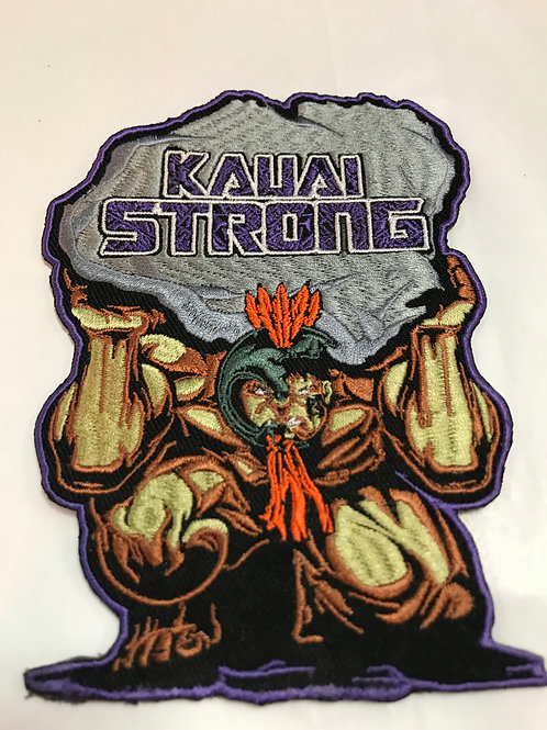 Kauai Strong Patch
