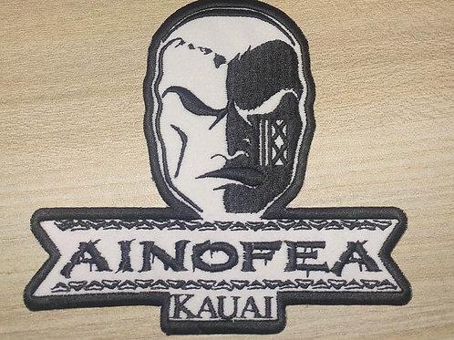 Ainofea logo patch